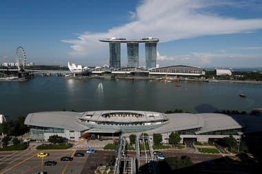 Las razones que llevaron a Trump y a Kim a elegir Singapur como sede de la histórica cumbre