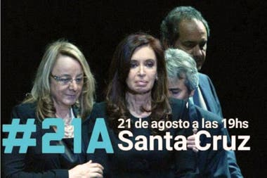 La convocatoria tuvo lugar en Santa Cruz y varias provincias