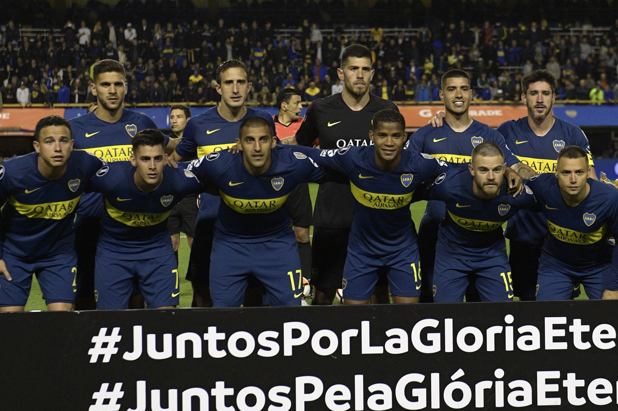 Boca-Palmeiras, el uno por uno y por qué Benedetto recibió 10 puntos de calificación