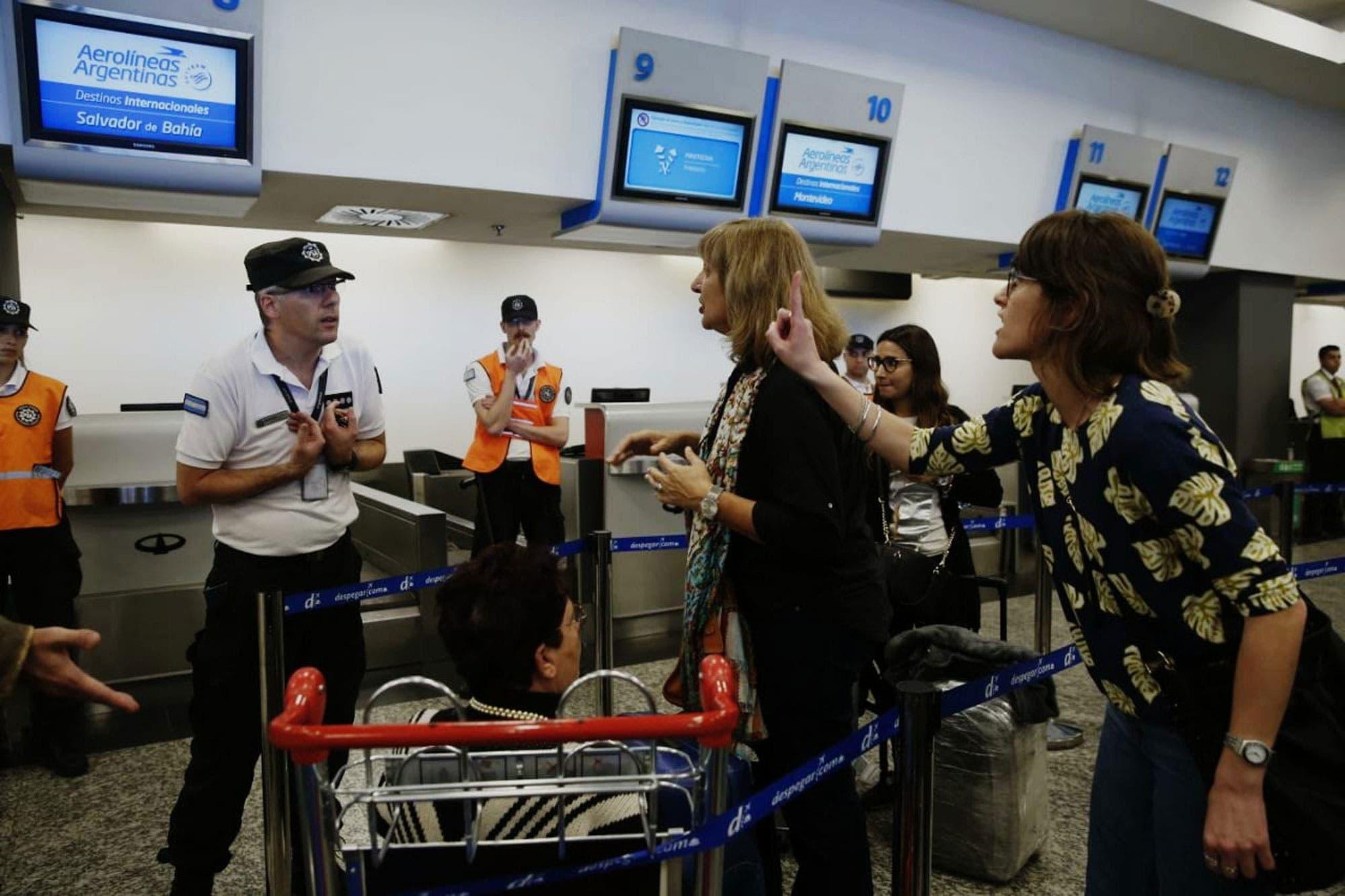 Conflicto en Aerolíneas: tras la conciliación obligatoria, Aeronavegantes se movilizarán a Plaza de Mayo