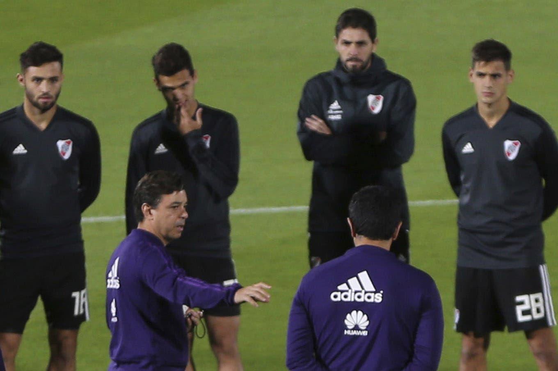 Solo detrás de Valverde y Simeone: Gallardo, tercero entre los técnicos del ranking mundial de la FIFA