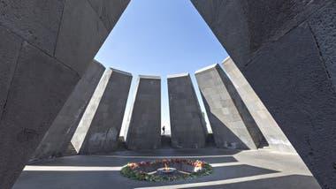 2007.tema Armenia Año Arquitectura Religiosa.