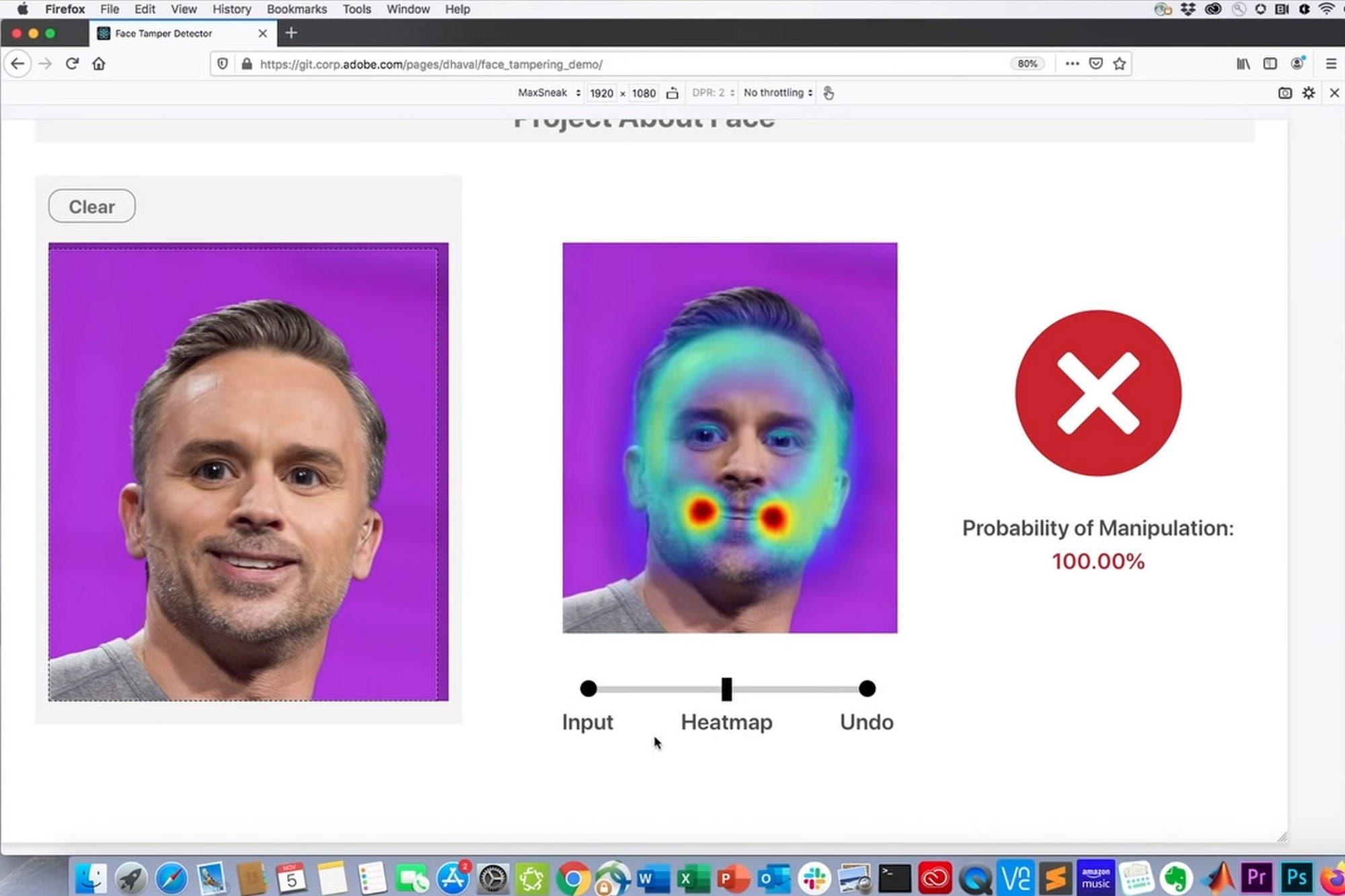 Detector de retoques: Adobe presentó una herramienta que mide el nivel de photoshopeo y edición de una foto