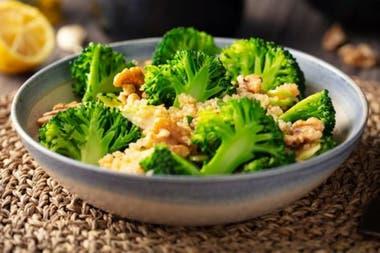 La pérdida o aumento de valor nutricional dependerá también del tiempo de cocción