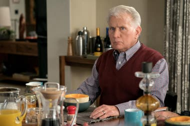 Martin Sheen en Grace and Frankie