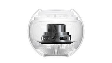 El nuevo HomePod mini es un pequeo parlante circular que adems de msica permite dialogar con Siri el asistente digital de Apple