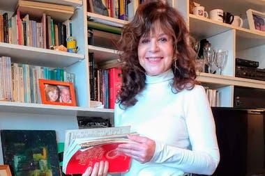 La astrología es otra de las pasiones de Marta Albertini