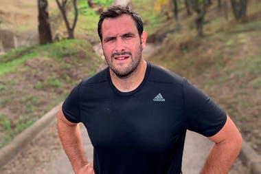 Juan Figallo acaba de anunciar su retiro del rugby porque no se pudo recuperar de problemas físicos
