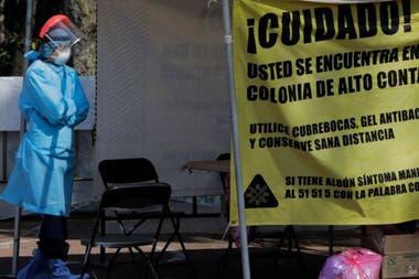 América Latina todavía no supera la primera ola de casos de coronavirus.