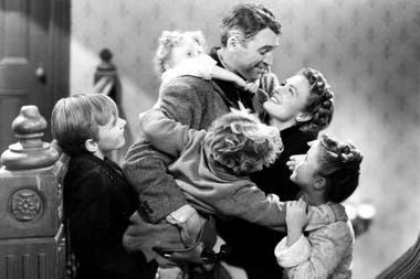 """Un clásico imperdible, """"¡Qué bello es vivir!"""" es ideal para ver en familia en esta semana navideña"""