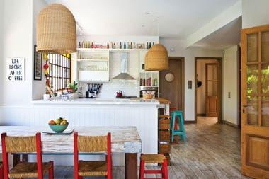 Solución 362: ideas para aprovechar al máximo un living con cocina ...