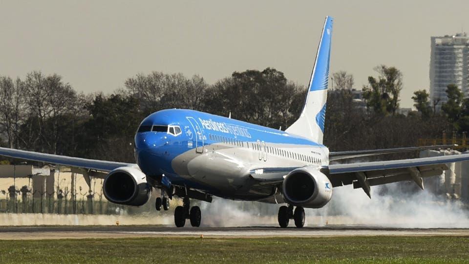 Aerolíneas Argentinas vuelve a ofrecer pasajes a 500 pesos para volar por el país