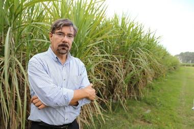 Federico Pérez Zamora, del CIBA, que aporta tecnología para la producción en la región