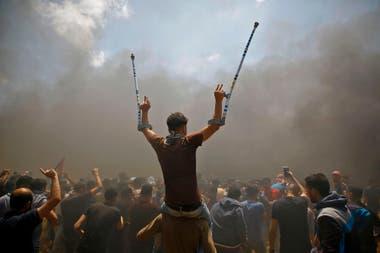 Las protestas continúan y se agudiza la tensión entre ambos países