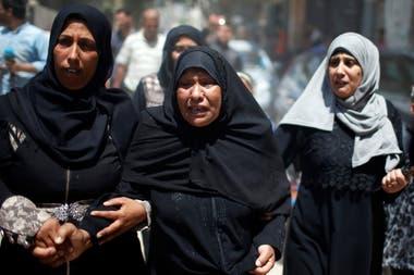 Más de 50 personas murieron por los enfrentamientos