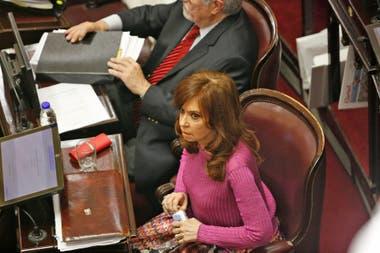 Cristina Kirchner jugó su propio partido y se anotó en el listado de oradores