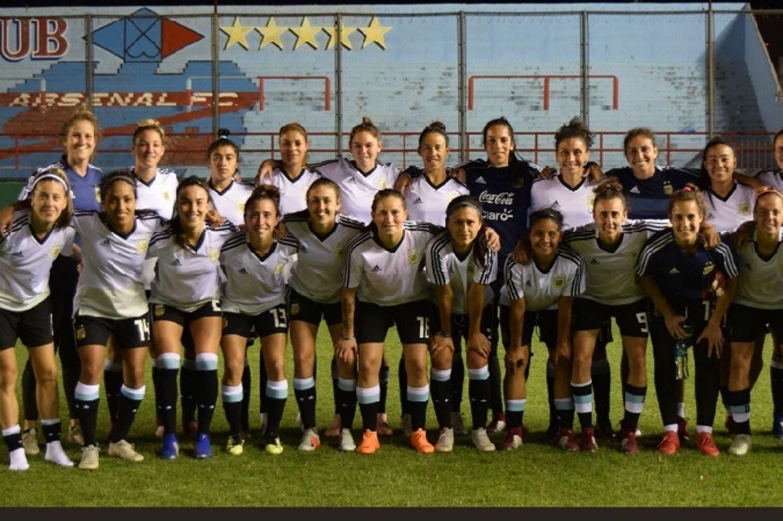 Argentina-Panamá: horario y TV del primer paso de la selección femenina para volver a una Copa del Mundo