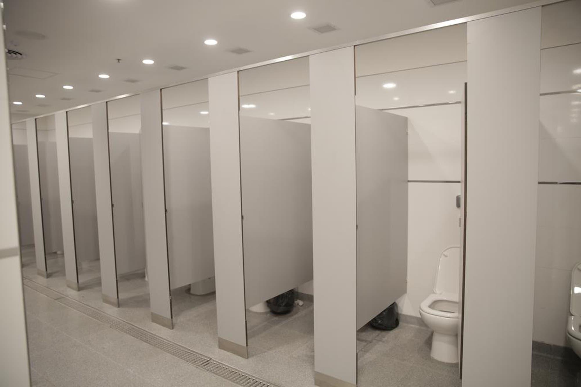 Buscan que haya baños sin distinción de género