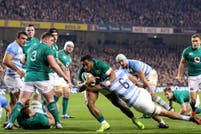 Por qué Irlanda eclipsó a los All Blacks en 2018