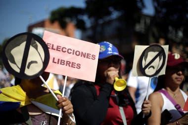 Marchas de Venezuela