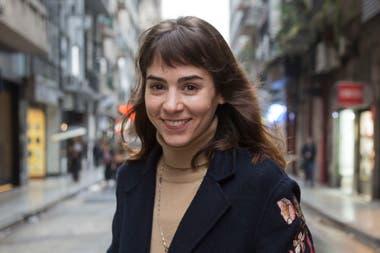 Paula Reca protagoniza el bello musical Una vez en la vida, junto con Eliseo Barrionuevo
