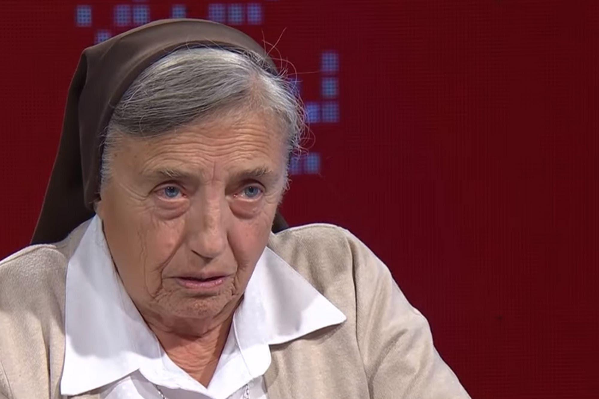 """La hermana Martha Pelloni, contra La Cámpora: """"Es el brazo del narcotráfico en la política de Cristina Kirchner"""""""