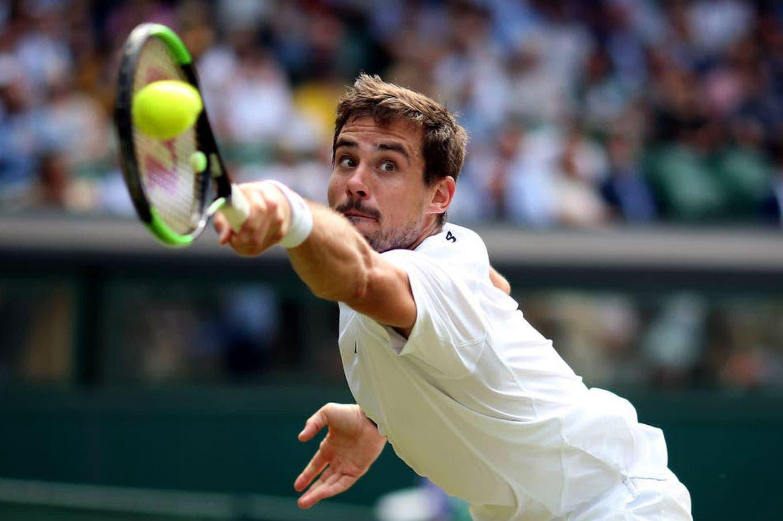 Guido Pella-Roberto Bautista Agut, en vivo: cómo ver online el partido de cuartos de final de Wimbledon