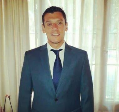 El reconocido penalista, Ramiro Villalba, miembro del Directorio del Colegio de Abogados de Mendoza.
