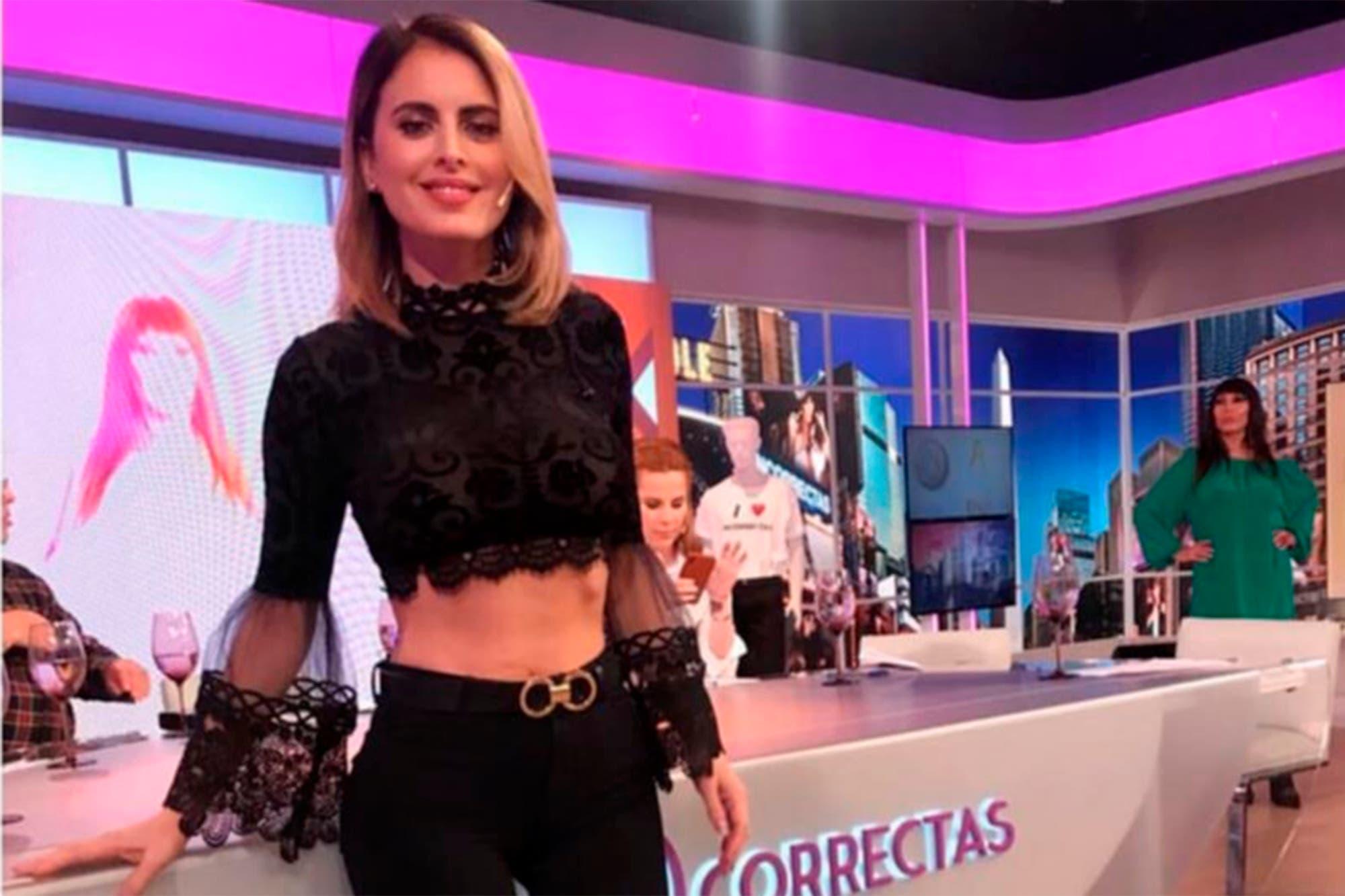 """Silvina Luna abandonó el estudio de Incorrectas y Moria Casán la trató de """"maleducada"""""""