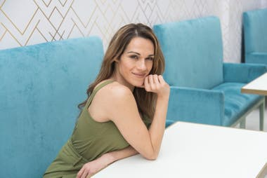 Mariana Genesio, la actriz que fue revelación en El Marginal y hoy actúa en Pequeña Victoria