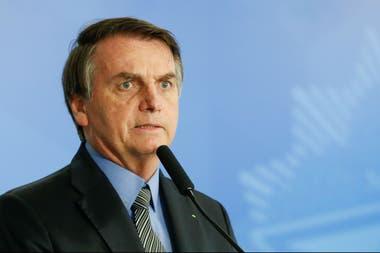 El presidente de Brasil criticó las políticas económicas del nuevo gobierno