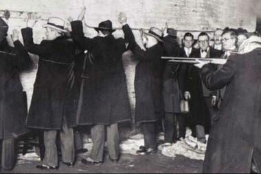 En la emboscada fueron ejecutados siete pandilleros. Fuente: Internet.