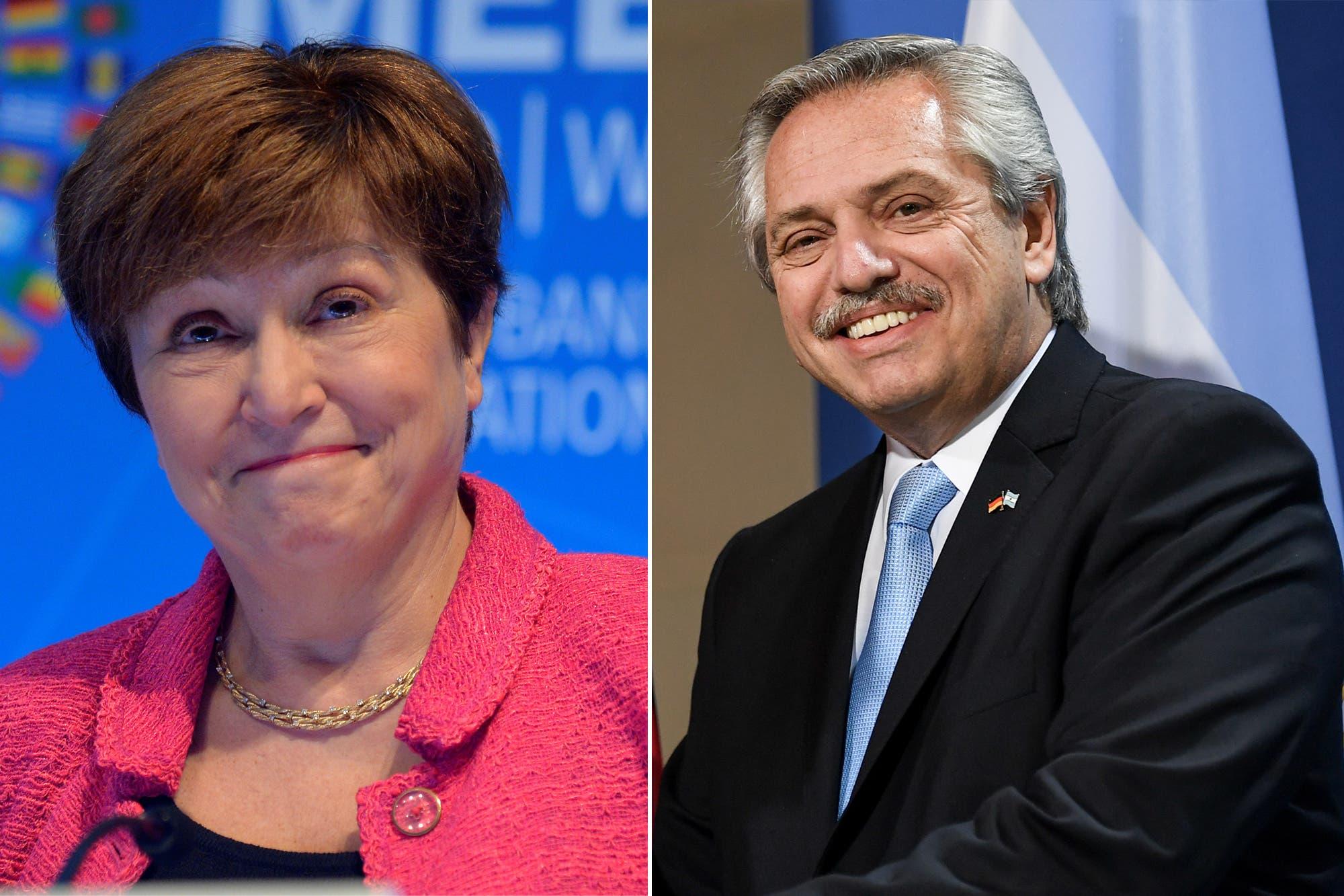 A diferencia de Néstor y Cristina Kirchner, Alberto Fernández dio luz verde a una revisión del FMI