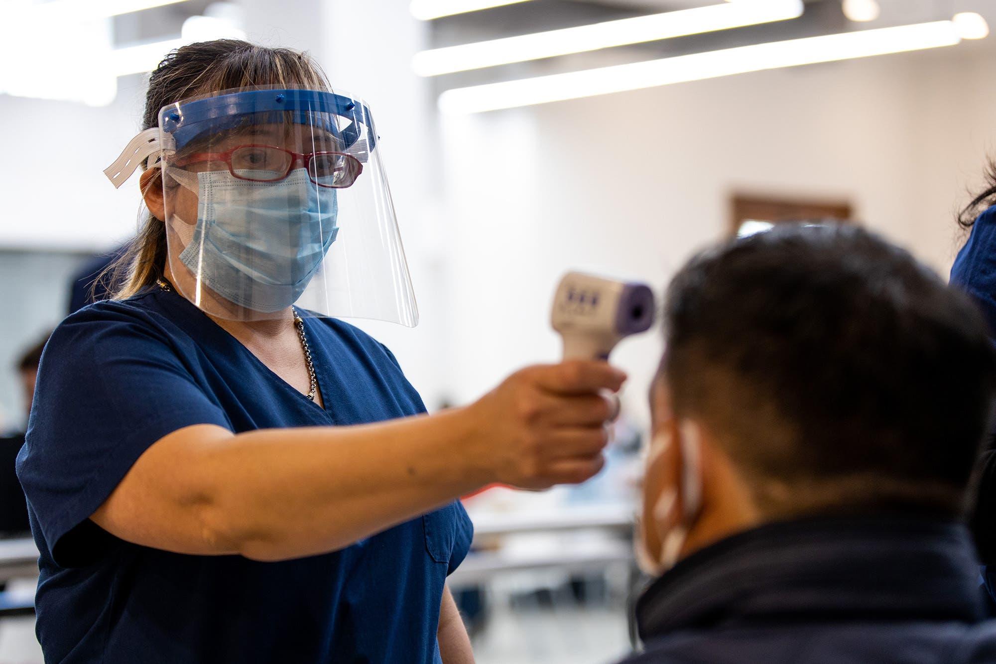 Coronavirus en la Argentina: confirman cinco muertes y 103 nuevos casos