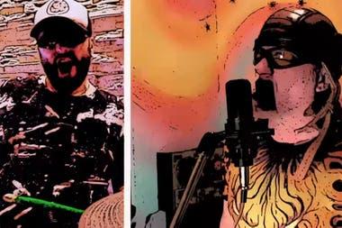 """""""En bicicleta"""", quinto tema de su nueva producción discográfica que la banda anticipa para sus fans"""