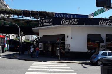 La Ibérica quedaba en la esquina de Cochabamba y avenida Entre Ríos
