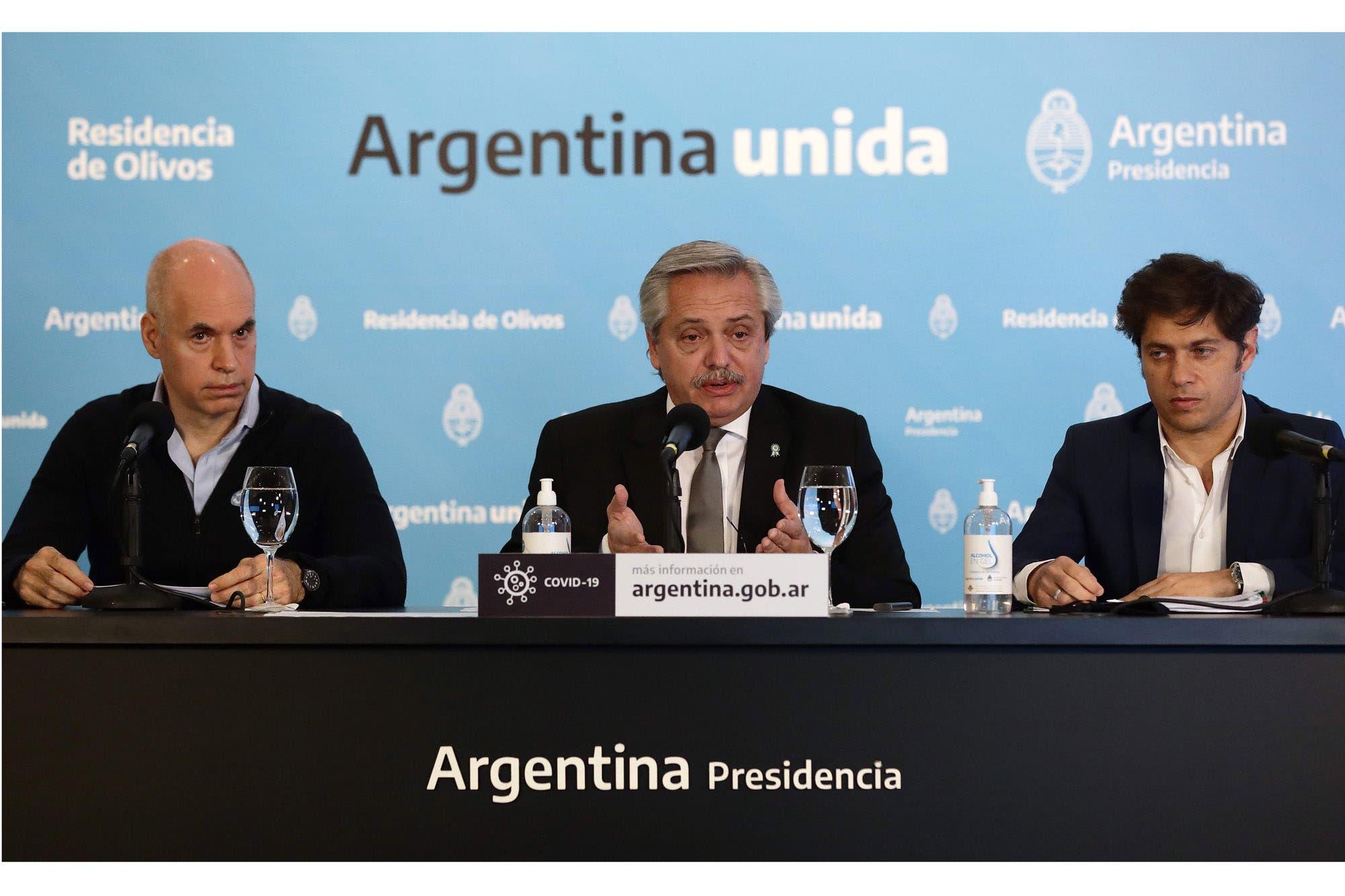 Coronavirus en la Argentina: las autoridades advierten que el número de casos diarios podría seguir en aumento