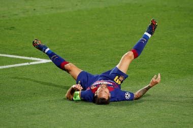 ¿Y ahora? Messi deberá reinventarse en Barcelona