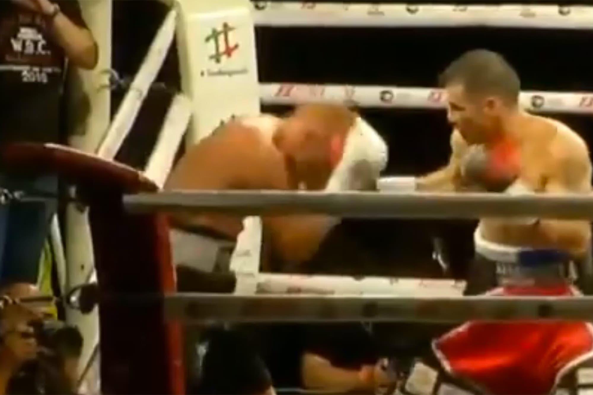 """A los 45 años, Sergio """"Maravilla"""" Martínez volvió con un KO en España"""
