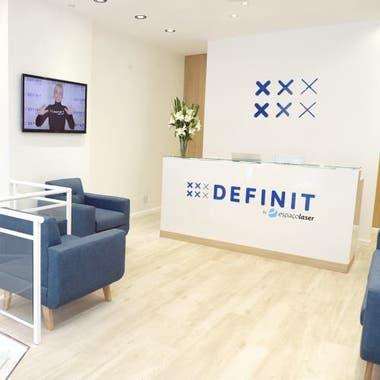 Definit ofrece el método más confiable para depilación definitiva