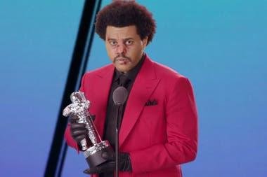 The Weeknd, el músico que acusó a los organizadores de corruptos
