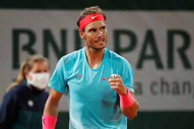 Rafael Nadal define Roland Garros por 13ª ocasión; esta vez, contra el mejor del ranking, Novak Djokovic.