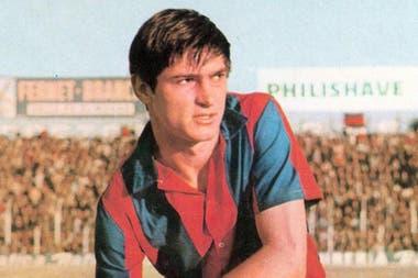 Rodolfo Fischer fue parte de los históricos Matadores de San Lorenzo