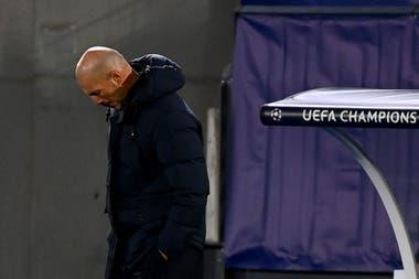 """""""Después de una derrota las críticas las recibo yo, pero es normal"""", dijo Zidane"""