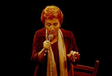 A los 88 años murió Dina Rot, madre de la actriz Cecilia Roth y del músico radicado en España Ariel Rot