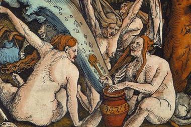 Los historiadores han señalado la obsesión de los cazadores de brujas por castigar los supuestos actos sexuales con Satanás