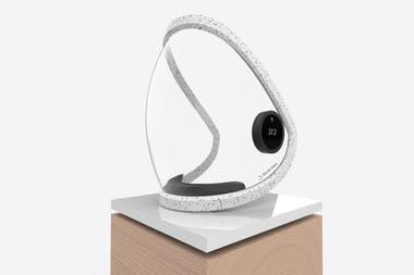 El diseño premiado por el MIT incorpora un sensor de temperatura y sensores para detectar Covid-19 en la exhalación del usuario