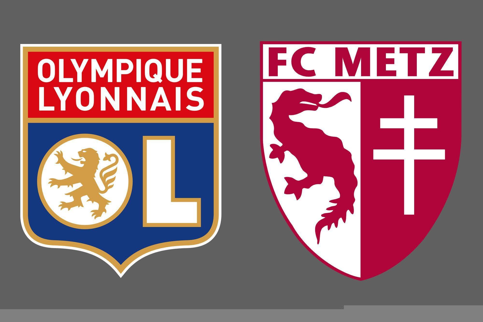 Ligue 1 de Francia: Metz venció por 1-0 a Lyon como visitante