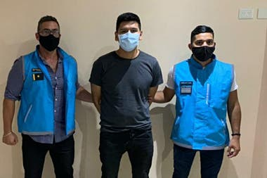 Irineo Humberto Garzón Martínez fue detenido por la Policía de la Ciudad