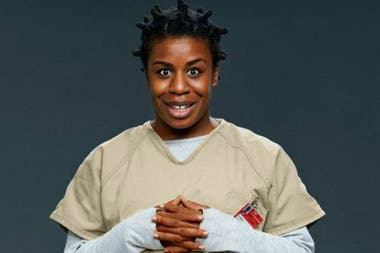 Uzo Aduba, excelente en Orange is the New Black